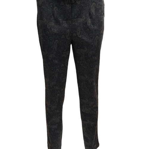 Stretch broek Paisly Lady's Club Damesmode